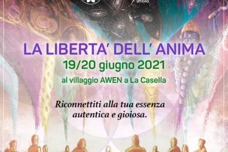 La Libertà dell'Anima – 4° edizione